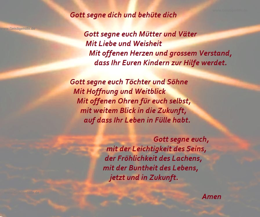 www.GeistigeHilfe.de F.M. Müller