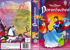 Dornröschen Disney Dvd