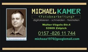 Fotobearbeitung und Webdesign