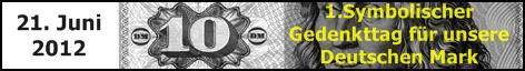 Gedenktag DM Banner