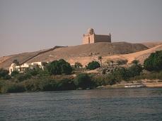 Aga Khan Mausoleum, Assuan