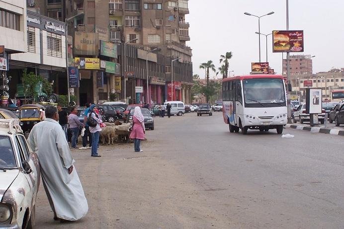 street-life in Kairo