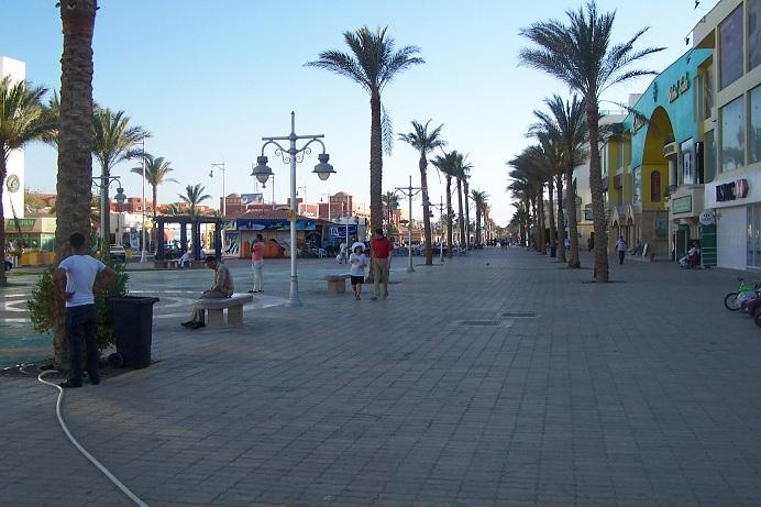Hurghada, the Mamsha