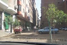 eine andere Seite von Kairo