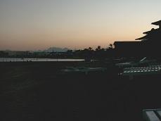 Sonnenuntergang in Hurghada