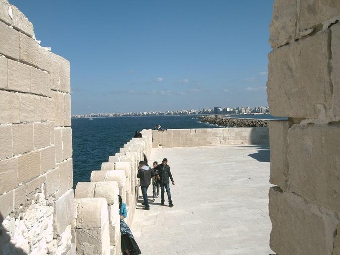 Zitadelle in Alexandria
