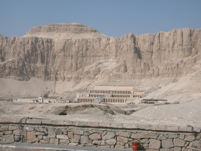 Hatschepsut Tempel, Luxor West Bank
