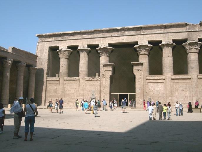 Horus Tempel in Edfu