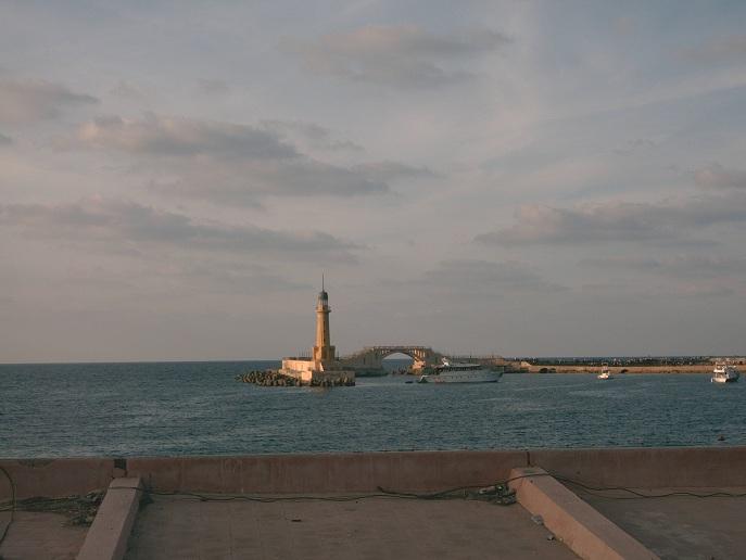 Monthazar-Park in Alexandria