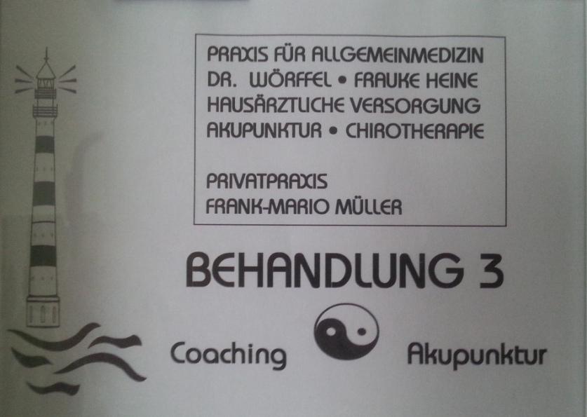 Praxis Dr. Wörffel Frank-Mario Müller Braunschweig